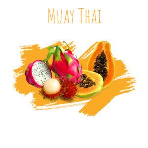תערובת תה לנרגילה daly muay thai