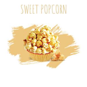 תערובת תה DALY Sweet Popcorn