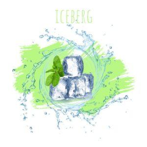 תערובת תה DALY Iceberg