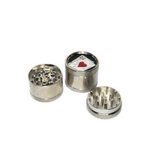 גריינדר ברזל קטן 2 חלקים