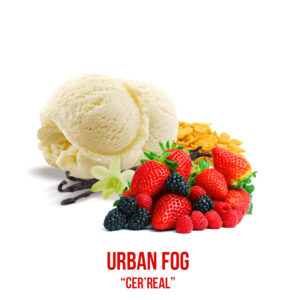 "נוזל מילוי ""URBAN FOG ""Cer'real"