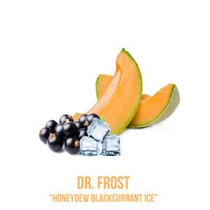 """נוזל מילוי """"DR. FROST """"Honeydew Blackcurrant Ice"""