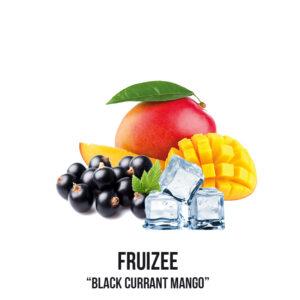 """נוזל מילוי """"FRUIZEE  """"Black currant mango"""