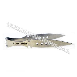 מלקחיים מקצועיות לנרגילה TORTUGA Cobra forceps