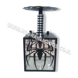 נרגילה מפלסטיק Cube Spider