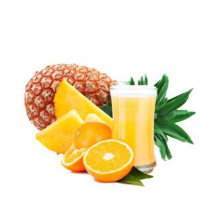 טבק פרמיום לנרגילה שרבטלי Serbetli Orange Pineapple
