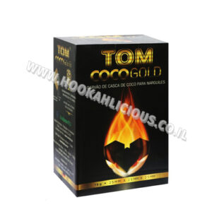 Tom Coco Gold 25*25*25