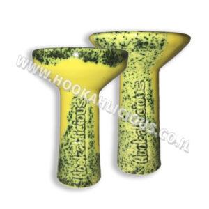 Green Yellow Hookahlicious Bowl